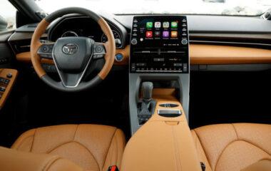 Toyota Avalon LTX, Leather, Sunroof